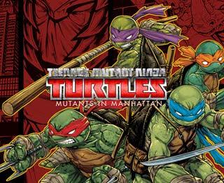 دانلود بازی Teenage Mutant Ninja Turtles: Mutants in Manhattan