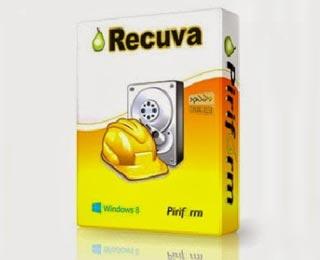دانلود نرم افزار Recuva بازیابی اطلاعات
