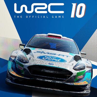 بازی WRC 10 FIA World Rally Championship