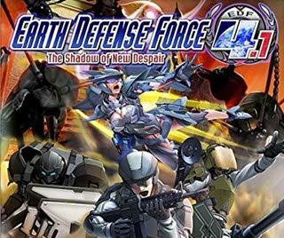 دانلود بازی EARTH DEFENSE FORCE 4.1 The Shadow of New Despair