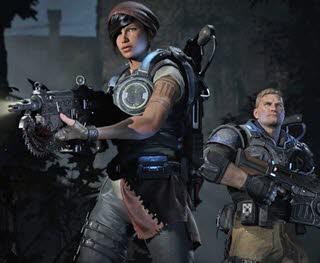 تریلر و ویدیو های جدیدی از عنوان Gears of War 4 منتشر شد