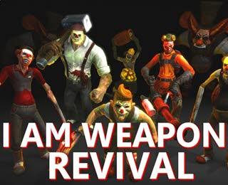 دانلود بازی I am Weapon Revival