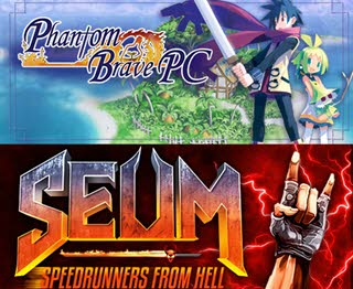 دانلود بازی های SEUM: Speedrunners from Hell و Phantom Brave PC
