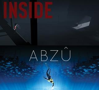 دانلود بازی های ABZU و INSIDE