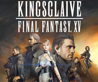 دانلود انیمیشن Kingsglaive: Final Fantasy XV