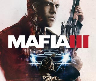 کاور و لیبل دیسک بازی Mafia 3