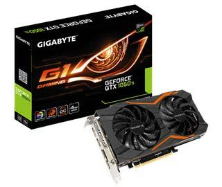 بررسی کارت گرافیک Gigabyte GeForce GTX 1050 Ti G1 Gaming 4G