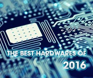 بهترین سخت افزار های سال 2016