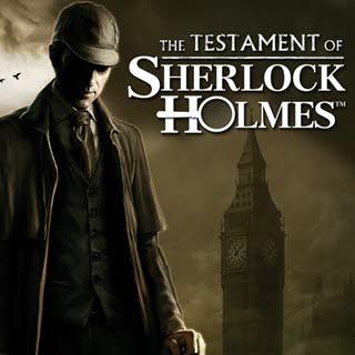 بازی The Testament of Sherlock Holmes