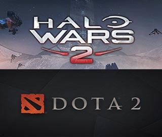 دانلود بازی های Halo Wars 2 و DOTA 2 برای کامپیوتر