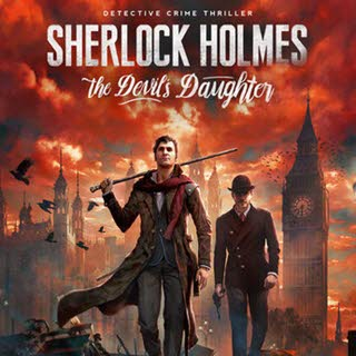 بازی Sherlock Holmes: The Devil's Daughter