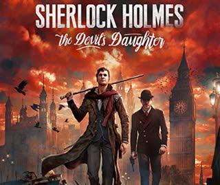 دانلود بازی Sherlock Holmes The Devil's Daughter برای کامپیوتر