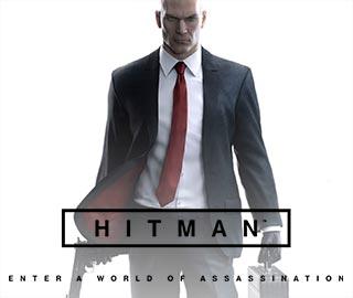 کاور و لیبل دیسک بازی Hitman: The Complete First Season