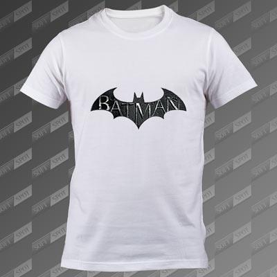 تیشرت سفید Batman TS-00000026
