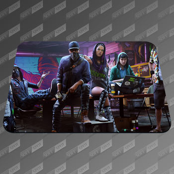 ماوس پد Watch Dogs 2 MP-00000048