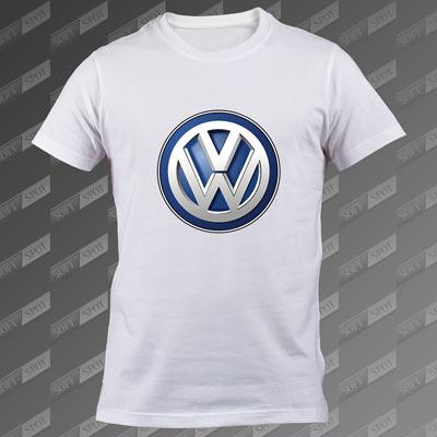 تیشرت سفید Volkswagen TS-00000046