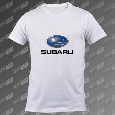 تیشرت سفید Subaru TS-00000066