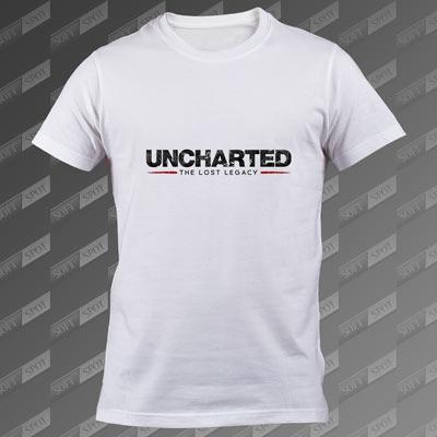 تیشرت Uncharted The Lost Legacy TS-00000172