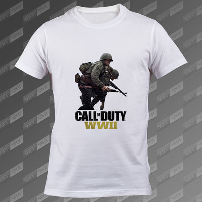 تیشرت Call of Duty WWII TS-00000174