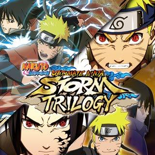 بازی NARUTO SHIPPUDEN Ultimate Ninja STORM Trilogy