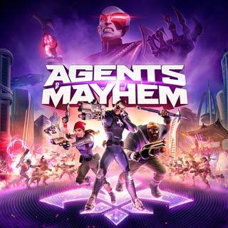 بازی Agents of Mayhem