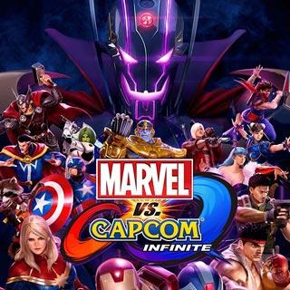 بازی Marvel vs Capcom Infinite