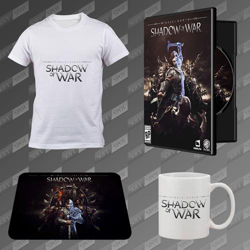 پکیج بازی Middle-earth Shadow of War PK-00000002