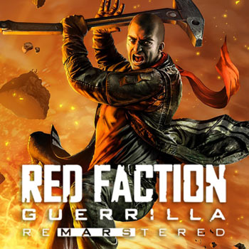 بازی Red Faction Guerrilla Re-Mars-tered