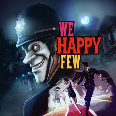 بازی We Happy Few