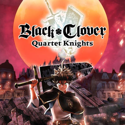 بازی Black Clover Quartet Knights