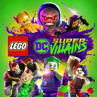 بازی Lego DC Super-Villains