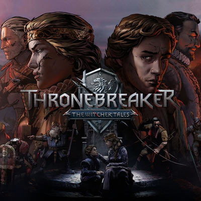 بازی Thronebreaker The Witcher Tales