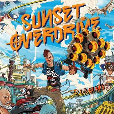 بازی Sunset Overdrive