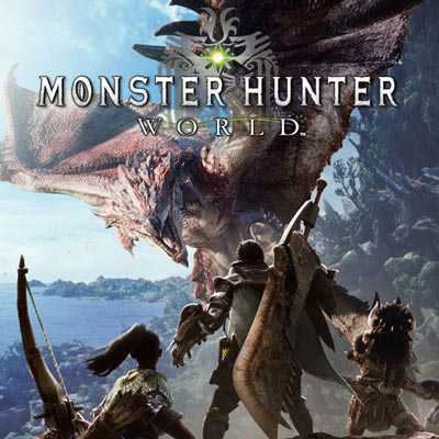 بازی Monster Hunter World