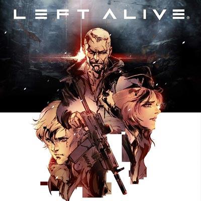 بازی Left Alive