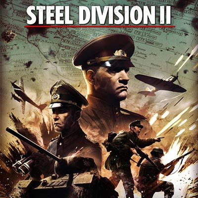 بازی Steel Division 2