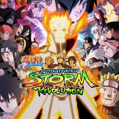 بازی Naruto Shippuden: Ultimate Ninja Storm Revolution