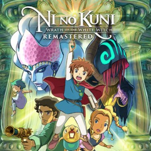 بازی Ni no Kuni Wrath of the White Witch Remastered