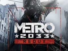 کاور بازی Metro 2033 Redux