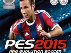 کاور بازی PES 2015