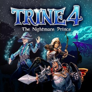 بازی Trine 4 The Nightmare Prince