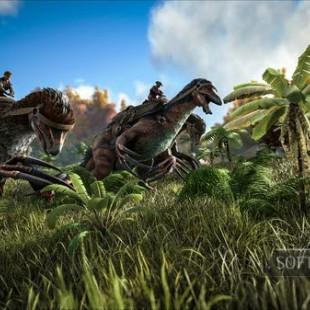 بازی ARK Survival Evolved