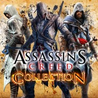 مجموعه بازی Assassins Creed Collection