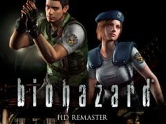 کاور و لیبلدیسک بازی Resident Evil HD Remaster