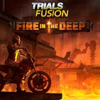 بازی Trials Fusion - Fire in the Deep