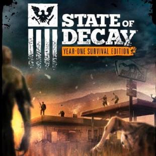 باکس آرت بازی State of Decay: YOSE