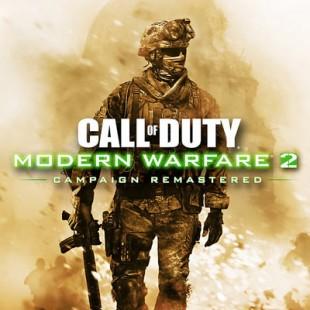 باکس آرت بازی Call of Duty Modern Warfare 2 Campaign Remastered