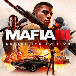 باکس آرت بازی Mafia III Definitive Edition