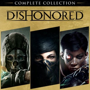 مجموعه بازی Dishonored Complete Collection