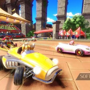 بازی Team Sonic Racing
